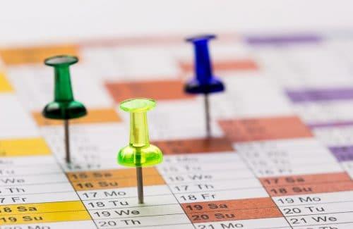 10 Tipps und Tricks für die Kalenderverwaltung in Outlook