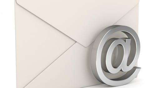 E-Mails auf Englisch