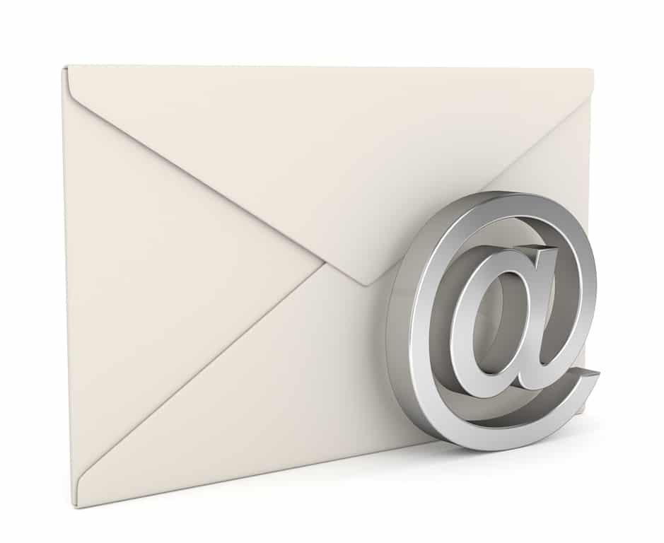 e-mails auf englisch, Einladung