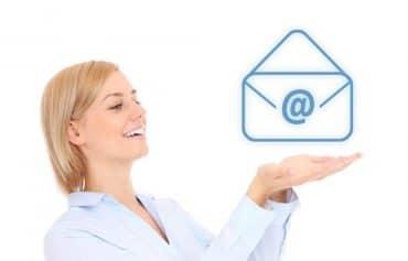 Nach der Präsentation: Ein Nachfassbrief bringt Sie in Erinnerung