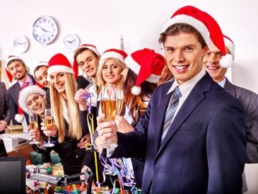 Weihnachten, Weihnachtsfeier