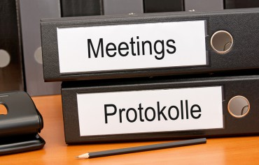 Professionell protokollieren