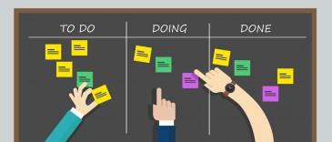 7 Schritte zum schlanken Büro