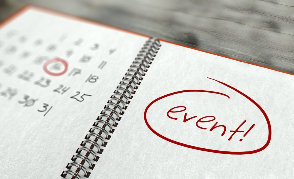 Veranstaltungen und Events: Bausteine für eine erfolgreiche Durchführung
