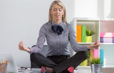 Entspannt im Büro oder zu Hause