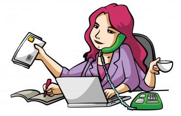 Die weibliche Kunst des Multitaskings