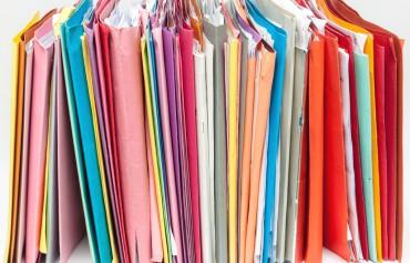 Tipps für eine effiziente Ablage