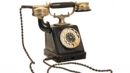 Zeitfresser Telefon