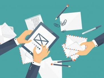 Geschäftsbriefe schreiben – modern und individuell