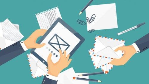 Geschäftsbriefe richtig verfassen