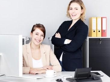Effizientes Doppelsekretariat