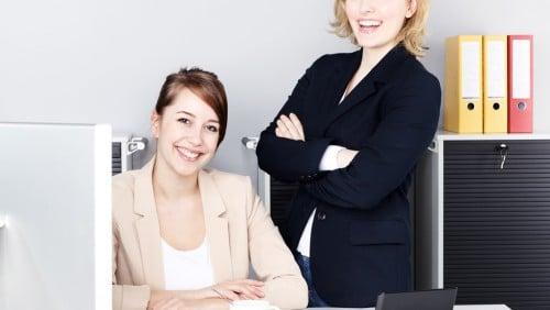 Erfolgreich im Doppelsekretariat