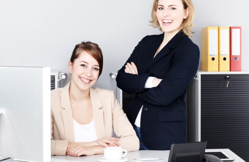 Erfolgreich im Doppelsekretariat - so geht's