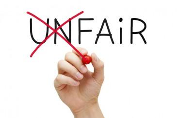Fair statt Unfair