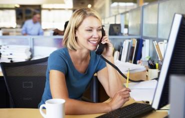 Freundlich und effektiv: Wie Sie professionell telefonieren