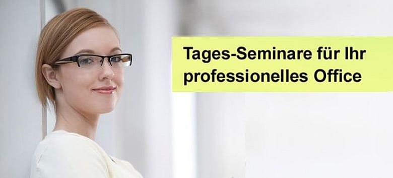 Office Seminare für Sekretärinnen und Assistentinnen