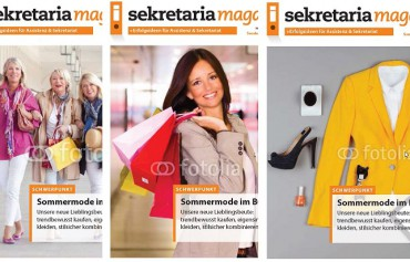 sekretaria-Ausgabe: Welches Cover?