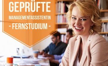 Fernstudium Geprüfte Managementassistentin