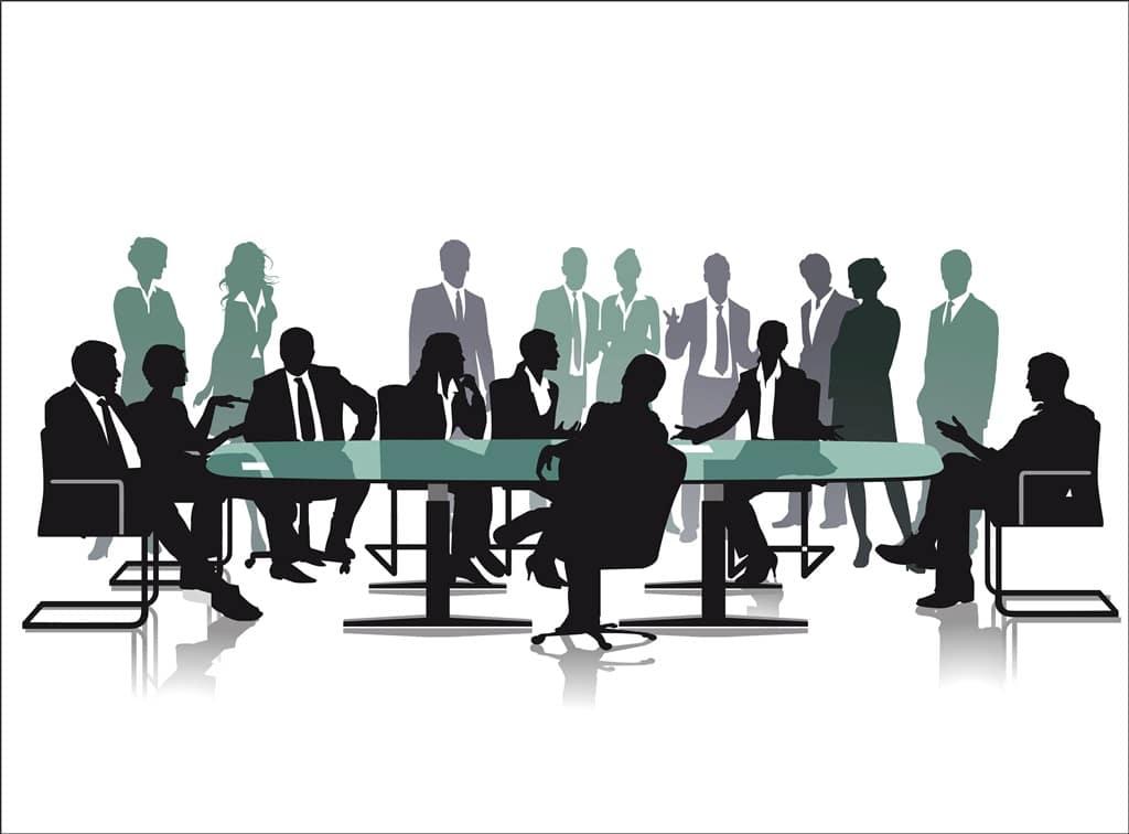 einladung zur mitarbeiterversammlung | sekretaria.de, Einladung