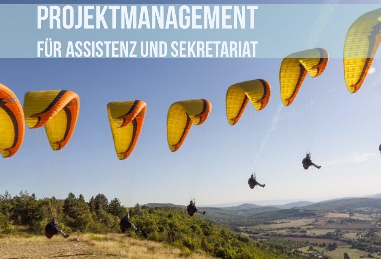 Seminar Projektmanagement für Assistenz und Sekretariat