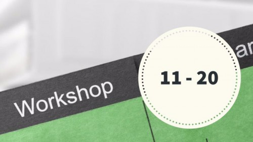 Skripte der Workshops