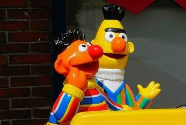 Das Ernie-und-Bert-Prinzip