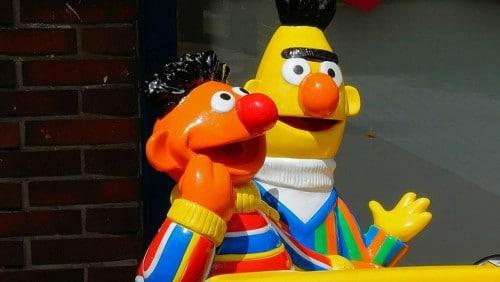 Theorien aus der Sesamstraße – sind Sie Ernie oder Bert?