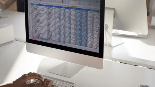Einrichten einer bedingten Formatierung in Excel 2016