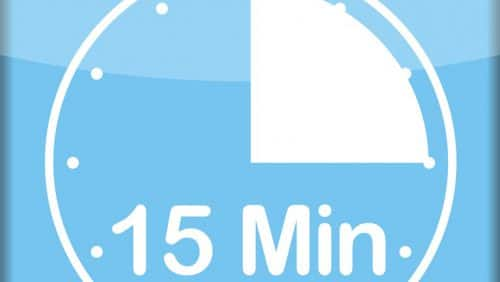 15-Minuten-Projekte