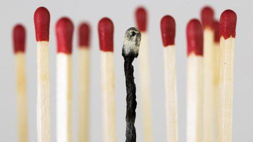 Burn-out: Nur eine Verhaltensänderung bringt wirklich Hilfe