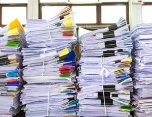 Ablage- und Dokumentenmanagement