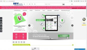 BBV-Domke Screenshot
