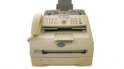 Faxen machen