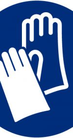 Handschutz benutzen