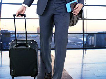 Umfrage zu Geschäftsreisen - merolt