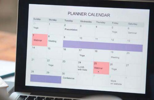 So haben Sie den Kalender der Chefin im Griff