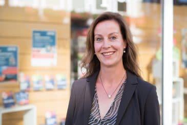 Referentin Stefanie Demann