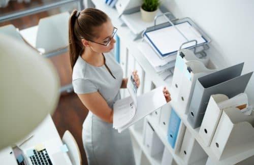 """Mit 7 Schritten zum """"schlanken Büro"""""""