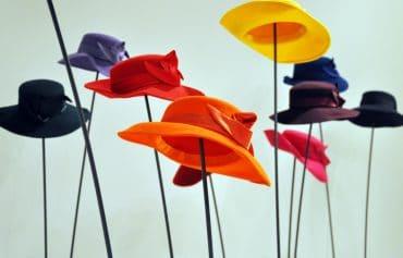 Welcher Hut darf's heute sein?