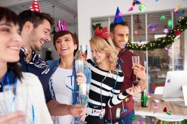 Fünf Ideen für Ihre Weihnachtsfeier