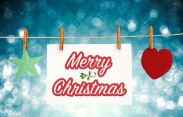Wohin mit den Weihnachtskarten?