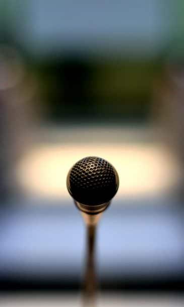 Mikrofon für CB