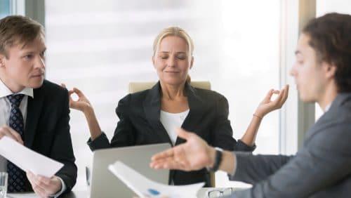 Konflikte erkennen und richtig reagieren