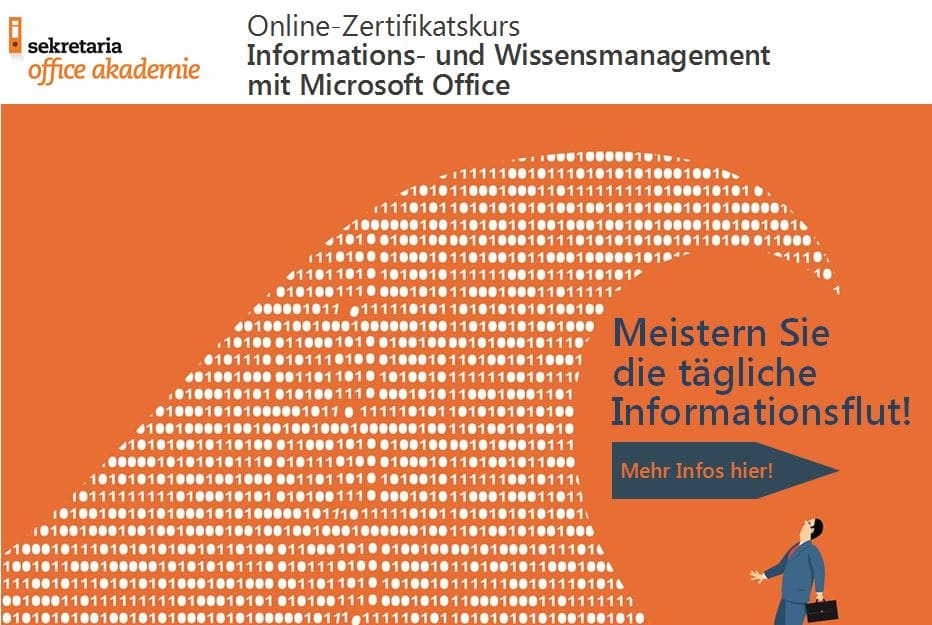 Banner OZK Wissens- und Informationsmanagement
