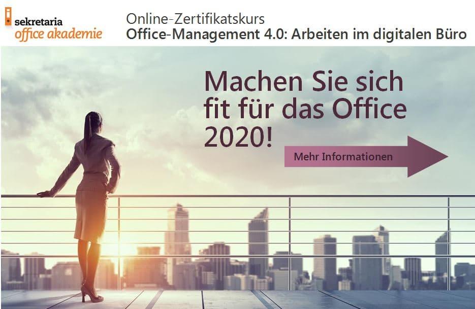 Banner OZK Office-Management 4.0