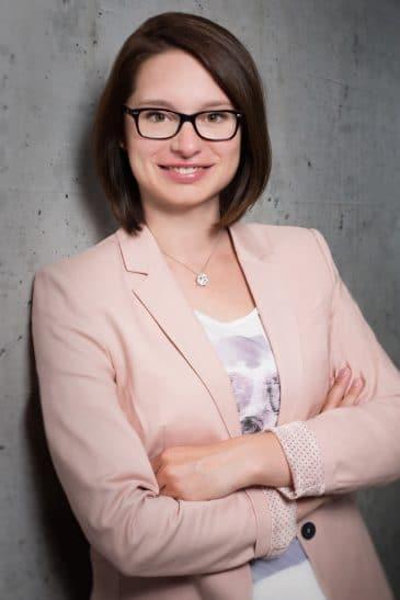 Sabine Hacker Teamassistentin