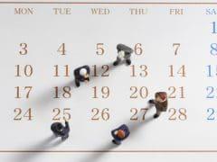 Die 10 besten Tipps und Tricks für die Kalenderverwaltung
