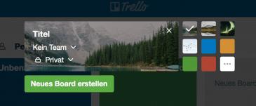 Trello – das Kooperationstool im professionellen Einsatz