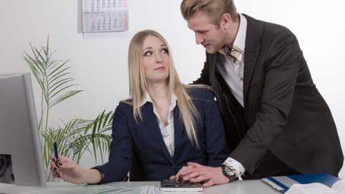Sexuelle Belästigung am Arbeitsplatz: Was ist zu tun?
