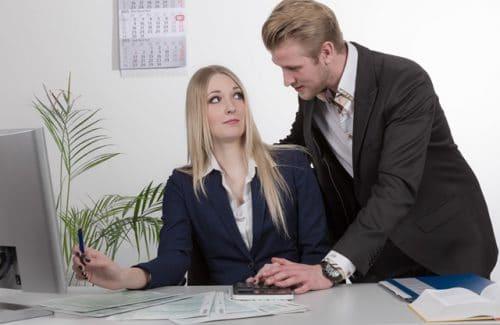 Sexuelle Belästigung am Arbeitsplatz: Was tun?